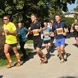 SEB Tallinna Maraton - Rasmus Kurm (703), Aare Puussaar (3175)