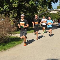 SEB Tallinna Maraton - Timo Ainasalu (2061), Art-Peeter Roosve (5387)