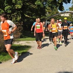 SEB Tallinna Maraton - Mirjam Männamaa (2151), Bernd Vieker (2693)