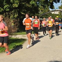 SEB Tallinna Maraton - Tarmo Uba (905), Miikka Oksanen (926), Mirjam Männamaa (2151), Bernd Vieker (2693)