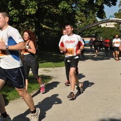 SEB Tallinna Maraton - Taavi Roosalu (468), Bernhard Bittne (2687)