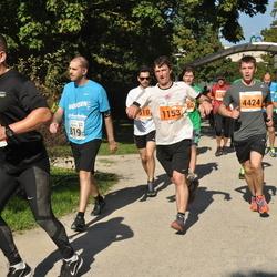 SEB Tallinna Maraton - Adriaan Hobo (819), Jaanek Puu (1153), Mikk Mäe (4424)