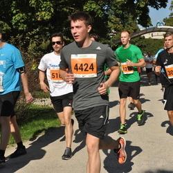 SEB Tallinna Maraton - Adriaan Hobo (819), Julius Stokas (3003), Mikk Mäe (4424)