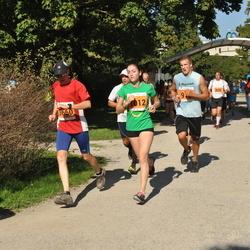 SEB Tallinna Maraton - Anastassia Smolenski (1012), Kristjan Krull (3660)