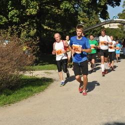 SEB Tallinna Maraton - Arles Egert Lelle (434), Alar Jõeste (814), Margo Liivand (1331)