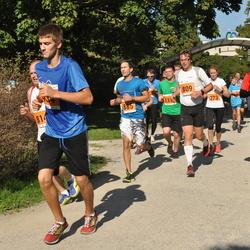 SEB Tallinna Maraton - Arles Egert Lelle (434), Hannes Rootsi (809), Janek Jakobson (885), Margo Liivand (1331)