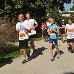SEB Tallinna Maraton - Anni Jalakas (941), Andres Lekko (2325), Elvis Väinsaar (2959)