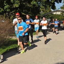 SEB Tallinna Maraton - Kairi Katmann (248), Aare Selge (1122), Priit Beet (2132)