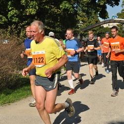 SEB Tallinna Maraton - Aare Selge (1122), Urmas Taltsis (1815)