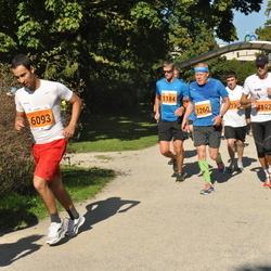 SEB Tallinna Maraton - Aivar Unga (1184), Jouko Hiltunen (1260), Adrian Santiago Ciro (6093)