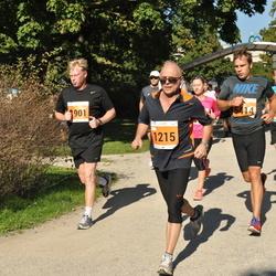 SEB Tallinna Maraton - Aare Siilbek (1215), Toivo Nõmm (1901), Mati Raamat (6414)