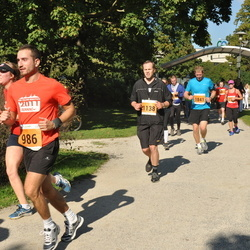 SEB Tallinna Maraton - Roberto Spigolon (986), Jarek Ojap (1138), Andi Lember (1841)