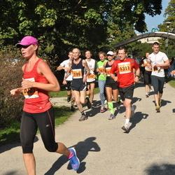 SEB Tallinna Maraton - Vitali Artemjev (199), Taavi Vospert (1311), Bogdan Kelichavyi (5407)