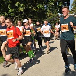 SEB Tallinna Maraton - Taavi Vospert (1311), Bogdan Kelichavyi (5407)