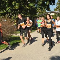 SEB Tallinna Maraton - Madis Nurmsalu (1753), Anastasia Sakova (5132)