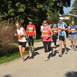 SEB Tallinna Maraton - Tõnu Leinmets (2170), Tatjana Solovjova (2707), Artinano Javier Ortiz De (2962), Anni Rõuk (3004)
