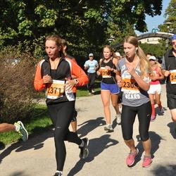 SEB Tallinna Maraton - Kelly Toode (2308), Kea Reinkort (2371), Aron Jäger (3462)