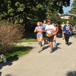 SEB Tallinna Maraton - Brita Paula Põder (1222), Martin-Erich Torjus (1827), Robert Rebbas (4129)