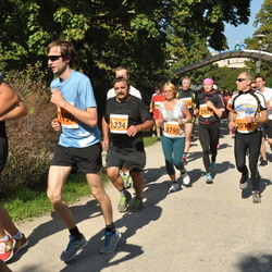 SEB Tallinna Maraton - Kaarel Kitsemets (1190), Arne Sarapuu (1334), Nele Marrandi (4790)