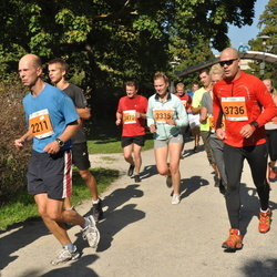 SEB Tallinna Maraton - Henry Mägi (2211), Arno Kender (3736)