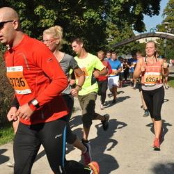 SEB Tallinna Maraton - Arno Kender (3736), Aigi Soots (6264)