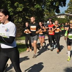 SEB Tallinna Maraton - Jane Jaomaa (2286), Allan Berg (4403), Annifriida Arge (4519)