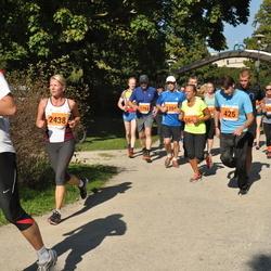 SEB Tallinna Maraton - Viktor Massalov (425), Sulev Salong (1794), Annely Sander (2438)