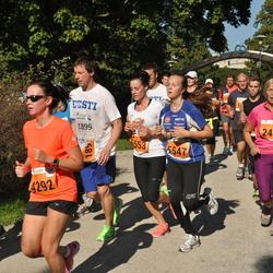 SEB Tallinna Maraton - Mare Liukanen (2434), Jana Tiits (4292), Anastasija Pahhomenkova (5547)
