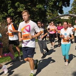 SEB Tallinna Maraton - Anna Redikson (932), Tarvi Saar (4440), Andri Milov (5987)