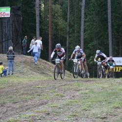 SEB 14. Tartu Rattamaraton - Aarne Tiit (172), Kaupo Koch (188), Renno Rebane (444)