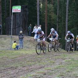 SEB 14. Tartu Rattamaraton - Raivo Nõmm (149), Aarne Tiit (172), Kaupo Koch (188), Ailar Ladva (214), Renno Rebane (444)