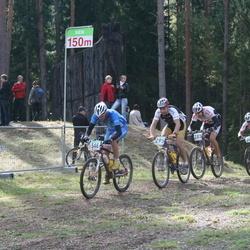 SEB 14. Tartu Rattamaraton - Agur Kull (285), Andrus Irdoja (295), Argo Kerner (348), Rene Pajus (504)