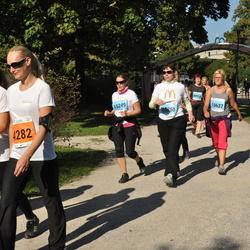 SEB Tallinna Maraton - Maiga Karlson (4271), Kärolin Aljas (4282), Jaana Roosioja (10627), Anna Boronenkova (15249), Jelena Voronjuk (15250)