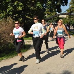 SEB Tallinna Maraton - Jaana Roosioja (10627), Anna Boronenkova (15249), Jelena Voronjuk (15250)
