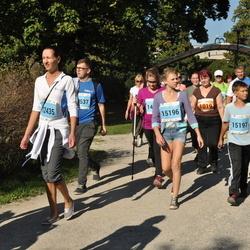 SEB Tallinna Maraton - Jelena Pettai (12435), Ilona Roslavleva (15183), Ljudmila Komrakova (15196), Artjom Baranov (15197)
