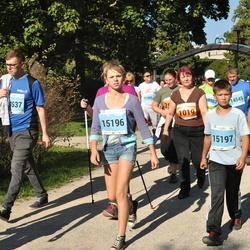 SEB Tallinna Maraton - Marika Šteinberg (1019), Ilona Roslavleva (15183), Ljudmila Komrakova (15196), Artjom Baranov (15197)