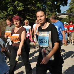 SEB Tallinna Maraton - Marika Šteinberg (1019), Ilona Roslavleva (15183), Artjom Baranov (15197)