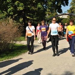 SEB Tallinna Maraton - Valendina Klaan (4964), Arina Polonskaja (6550), Anu Laaniste (12363), Kaia-Liisa Laaniste (12364)