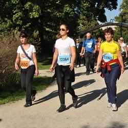 SEB Tallinna Maraton - Arina Polonskaja (6550), Anu Laaniste (12363), Kaia-Liisa Laaniste (12364)