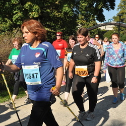 SEB Tallinna Maraton - Annika Johansson (2680), Aysun Akgün (10547)