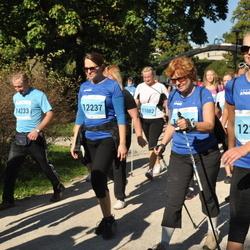 SEB Tallinna Maraton - Kristiina Puuste (12234), Ada Bärenklau (12237)