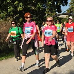 SEB Tallinna Maraton - Alesja Jantsenko (1008), Merle Rahe (11575), Heli Ringo-Koorem (11576), Anne Värbu (12086)