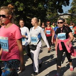 SEB Tallinna Maraton - Jelena Bukstunovits (10148), Birgit Loiguste (12711)