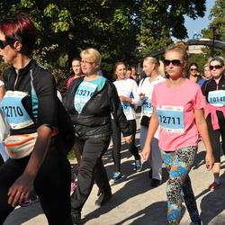 SEB Tallinna Maraton - Aire Loiguste (12710), Birgit Loiguste (12711)