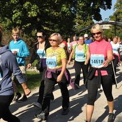 SEB Tallinna Maraton - Annely Pais (14617), Aire Tark (14618)