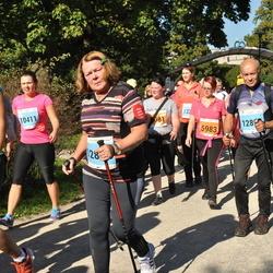 SEB Tallinna Maraton - Brit Nõmm (5983), Maire Martin (10411)