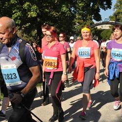 SEB Tallinna Maraton - Brit Nõmm (5983), Birgit Manitski (12321), Risto Tanner (12823)