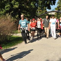 SEB Tallinna Maraton - Yvonne Leipalu (11294), Anna Leipalu (11295), Tatjana Boytsova (13734), Andre Peri (14047)