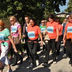 SEB Tallinna Maraton - Natalja Merzlikina (11126), Anna Timofejeva (13447), Jelena Kaloidis (13804), Julia Morozova (13805)
