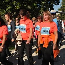 SEB Tallinna Maraton - Anna Timofejeva (13447), Jelena Kaloidis (13804), Julia Morozova (13805)